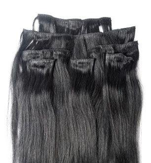 35 best phoenix hair extensions images on pinterest phoenix hair 26 inches 100 remy human hair extensions clip in 1 jet black pmusecretfo Images