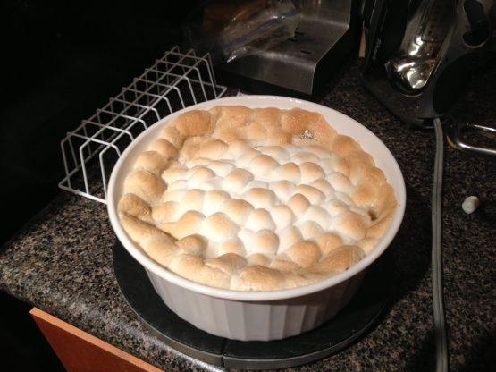 Sweet Potato Casserole With Marshmallows - Food.com: Food.com