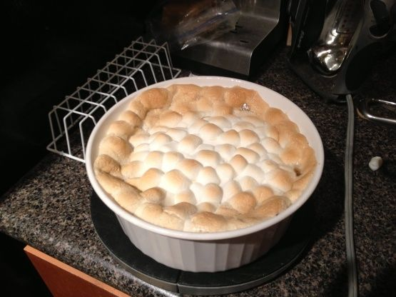 Sweet Potato Casserole With Marshmallows - Food.com: Food.com