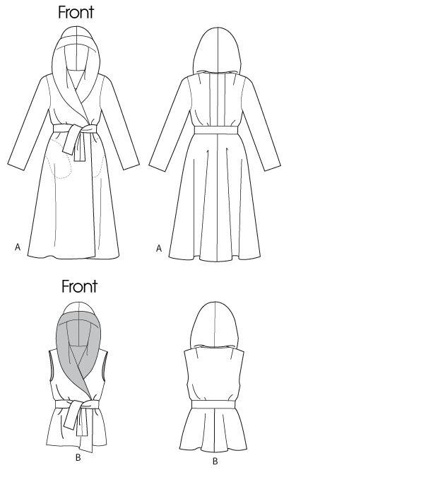 how to make hoods even