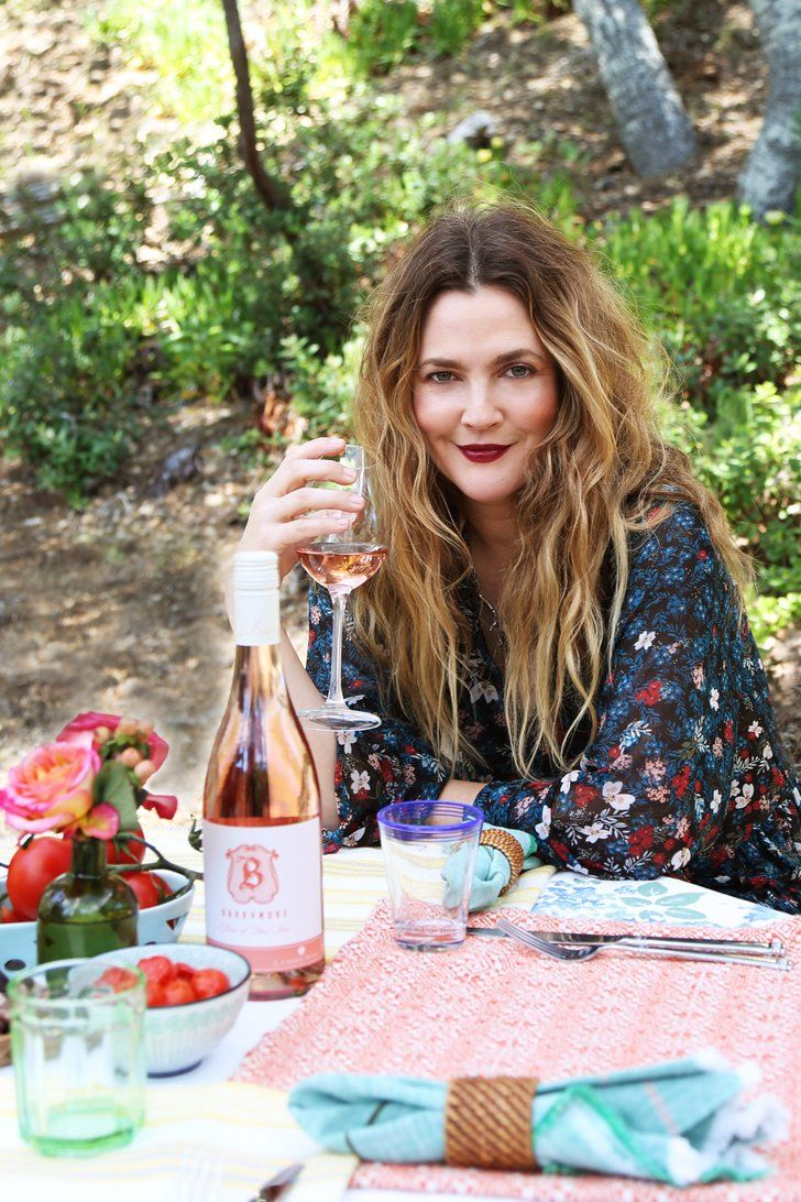 "Drew Barrymore: ""I Want to Be the Rock That Floats"""