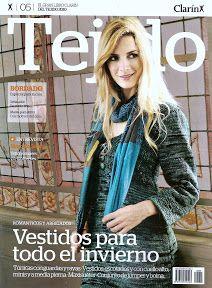 Clarín Tejido 2010 Nº 05 - Melina Tejidos - Álbumes web de Picasa