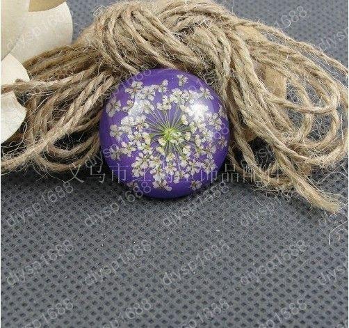 Своими руками 30 * 30 мм фиолетовый тон цветок узор выпуклое круг лежа задняя часть смола кабошон настройки Fit камея 50 шт A23517
