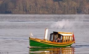steam boats on windermere - Google Search