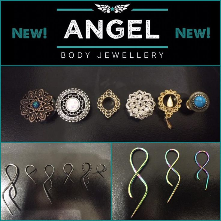 See this Instagram photo by @angelbodyjewellery • 10 likes