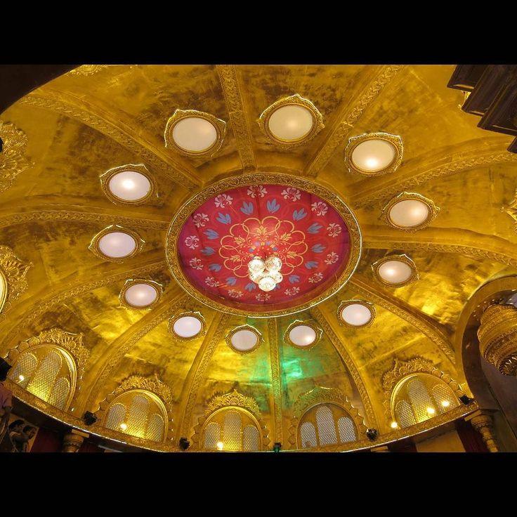 New pin for Ganpati Festival 2015 is created by by atul_nahata with Heritage ceiling  Ganpati mandap decoration  Day 9 #ganpatibappamorya #ganpati #festival #suratphotoclub #surat_igers #surat_promotions #photography_lovers_in_surat001 #_soi #india_gram #vsco #vscocam #vscoindia #hdr #hdr_pics #instagramsurat #instagram #instagood #instadaily #mumbai #mumbai_igers #light #lights #Creativeshot #Creative #ganpatibappa #heritage