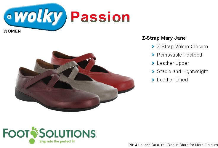 Wolky Passion - Women // Spring 2014