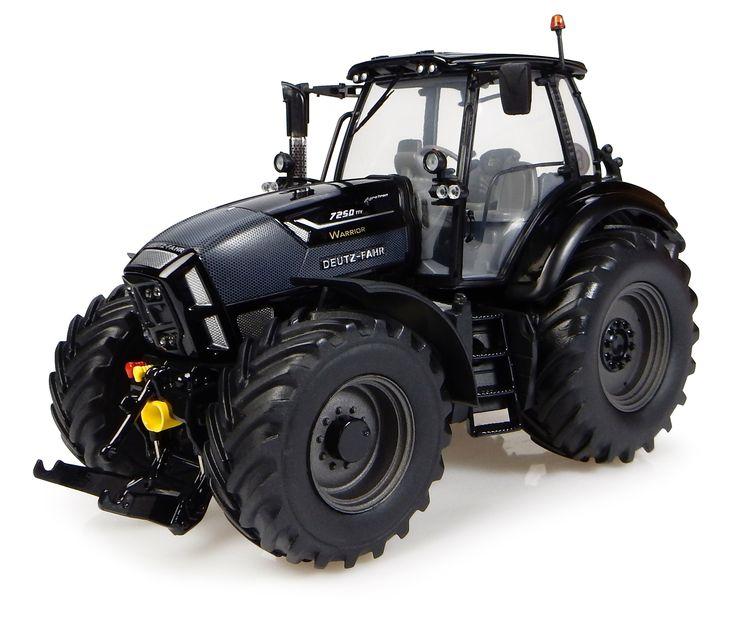 Deutz-Fahr Agrotron 7250 TTV - WARRIOR UH4917