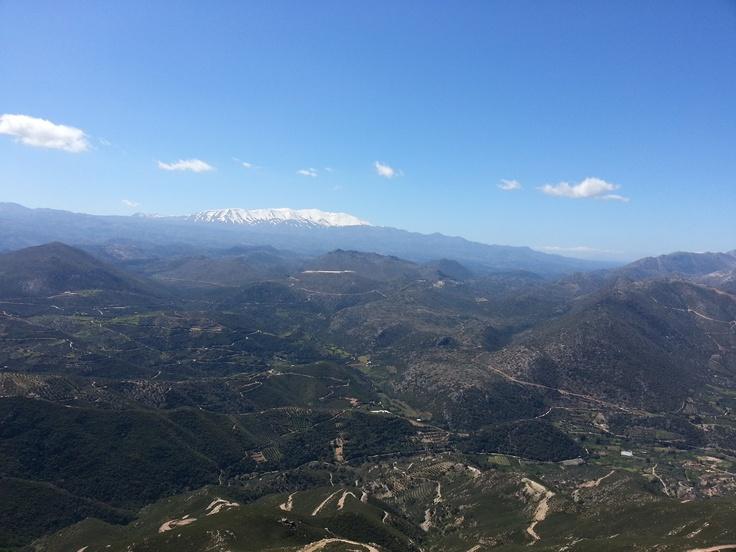 VISIT GREECE| #Psiloritis Mt, #Rethymno #Crete #Greece #Vassiliko