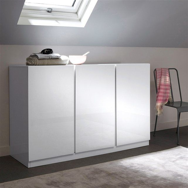 17 meilleures id es propos de armoire 3 portes sur. Black Bedroom Furniture Sets. Home Design Ideas