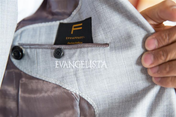 Your custom suit doesn't end at your fabric and your measurements. The details will be what makes your suit stand out!