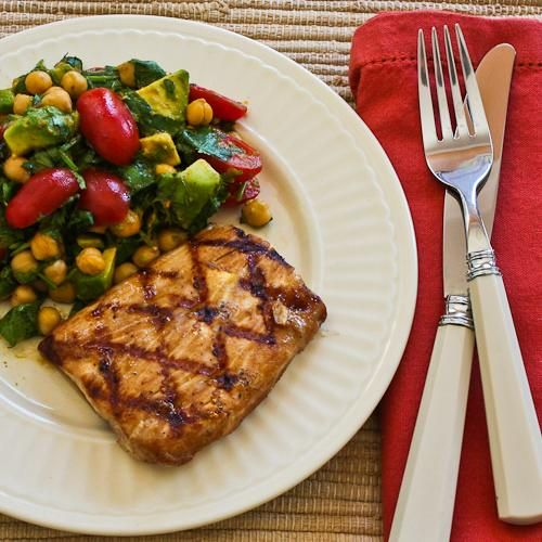Kalyn's Used-to-Be Famous Recipe for Lake Powell Fish Marinade (shown on Grilled Mahi Mahi)