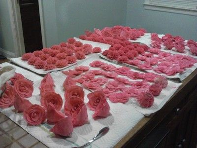 Dying Sola Flowers... | Weddings, Do It Yourself, Fun Stuff | Wedding Forums | WeddingWire