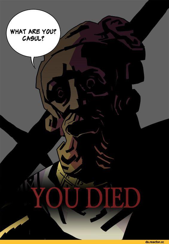 Giant Dad,Chosen Undead,DS персонажи,Dark Souls,фэндомы,you died,DS art