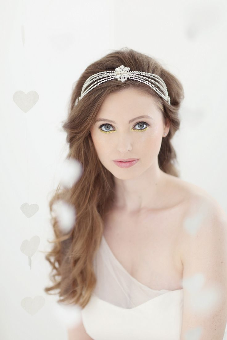 147 best wedding hair accessories images on pinterest | hairstyles