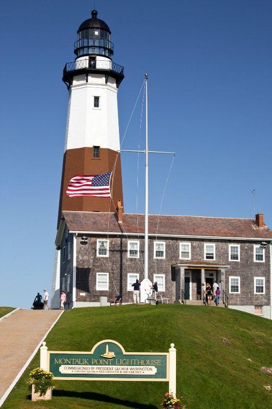 Montauk Point Light House - Long Island, NY