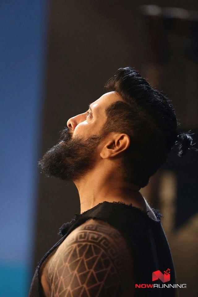 Vikram In Iru Mugan Hipster Haircuts For Men Beard Look
