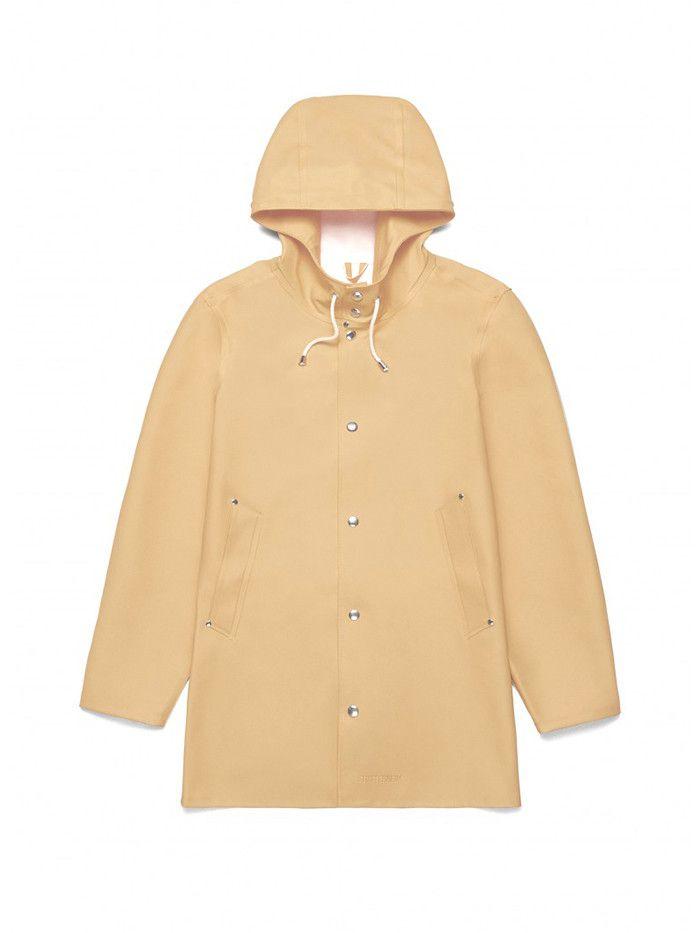 For today's product pick, we're loving Stutterheim's Stockholm Raincoat ...