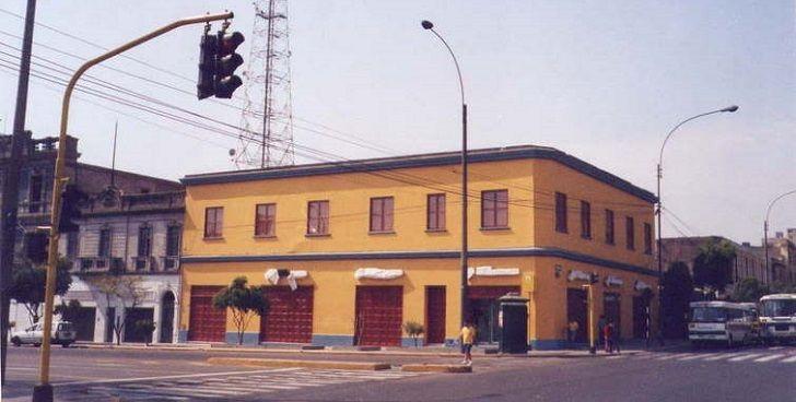 Casa-Matusita-Perù