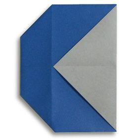 Origami alphabet(C)