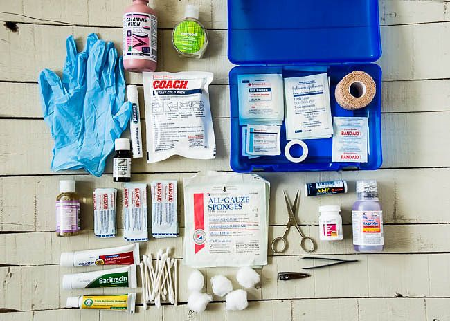 19 DIY First Aid Kits That Will Prepare You for Literally Anything