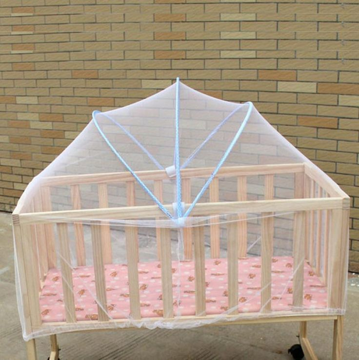 Prevalent Universal Baby Cradle Bed Mosquito Nets