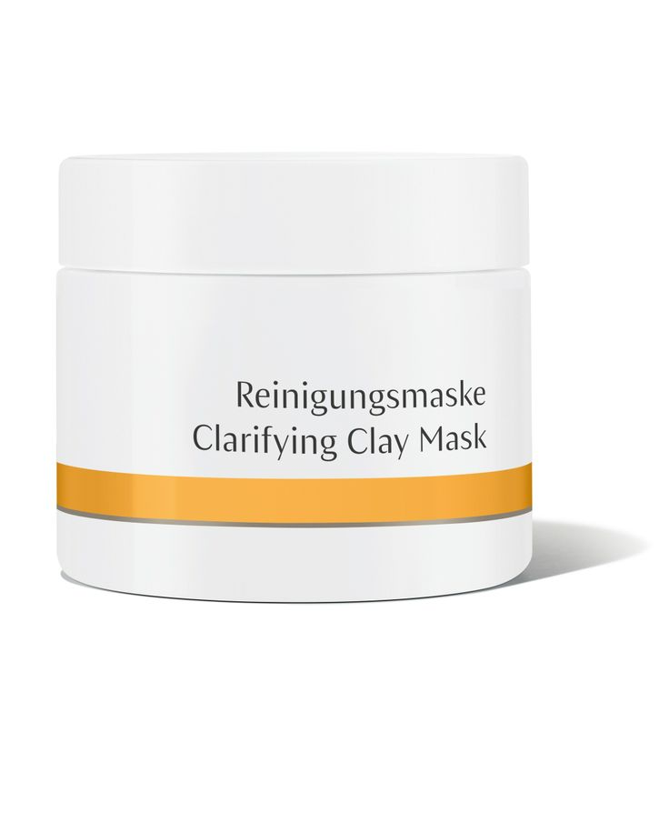 Clarifying Clay Mask  in a new design deeply cleanses, invigorates and clarifies all skin conditions and effectively helps minimise blemishes and enlarged pores.