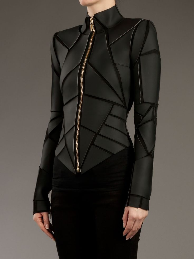 Gareth Pugh's jacket from the 2011 fall/winter collection.  Now if only I can find it for sale...