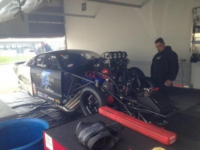 Jerry Bickel Pro Mod 2010 Mustang For Sale