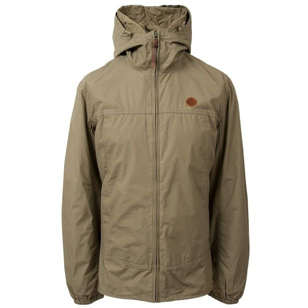Khaki Festival Jacket | Pretty Green | Designer fashion from Liam Gallagher