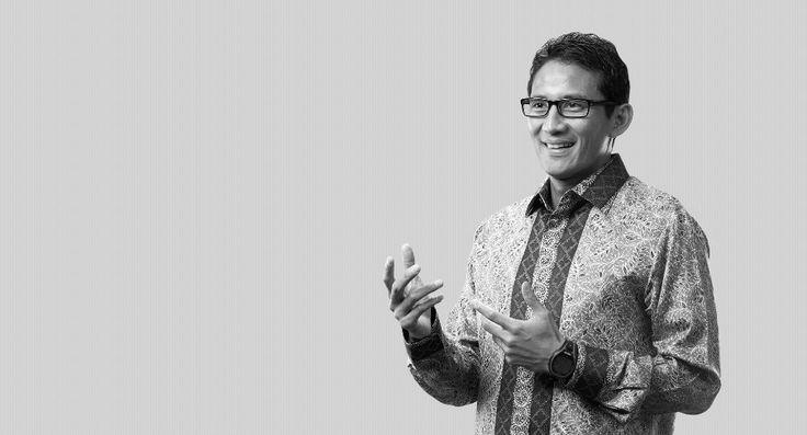 Sandiaga Uno: 4 Pondasi Entrepreneur Untuk Membangun Kesuksesan Dalam Bisnis