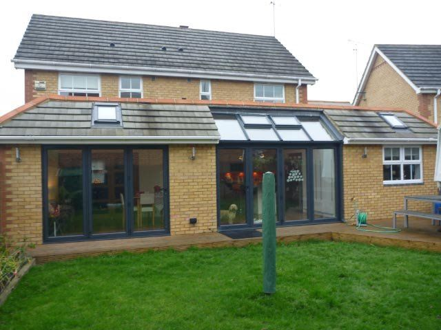 single story rear extension - Google Search