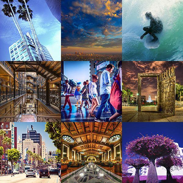 Тематические туры, которые помогут вам лучше узнать Лос-Анджелес #LosAngeles