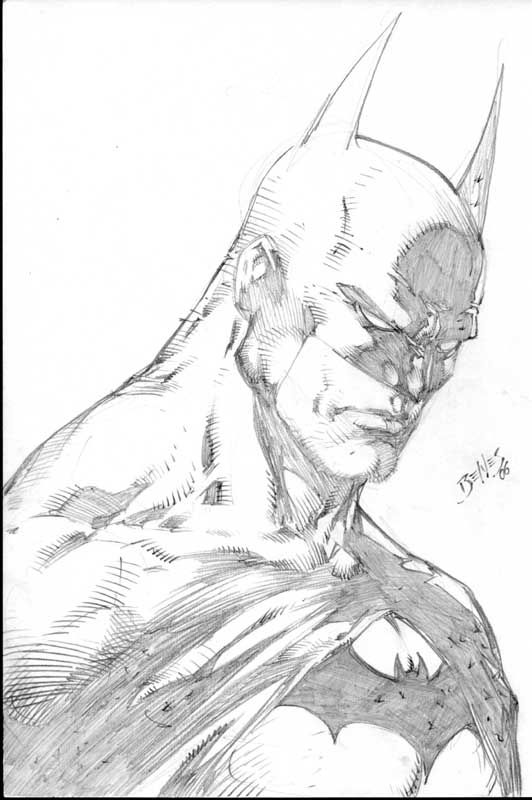 Batman - by Ed Benes
