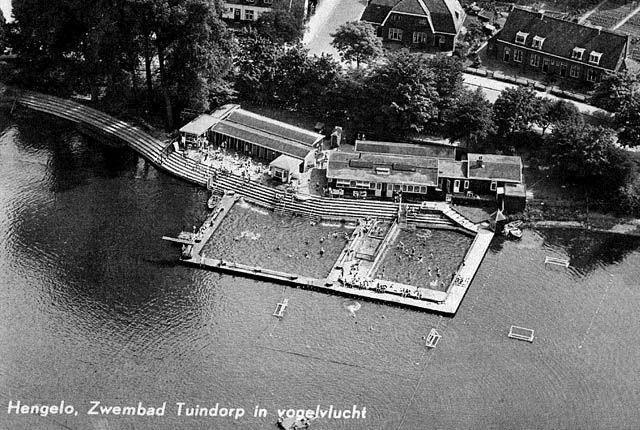 zwembad het tuindorp Hengelo (O)