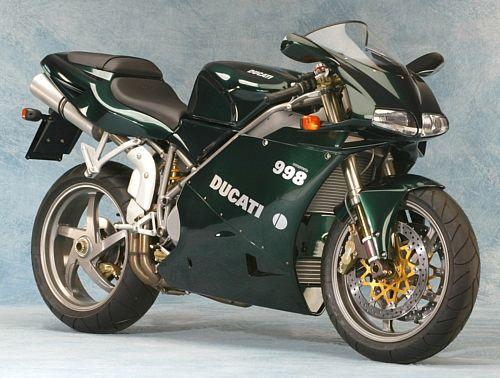 Ducati like trinity rode in the matrix!!