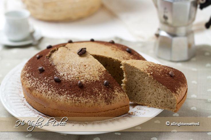 Torta+al+caffè+soffice