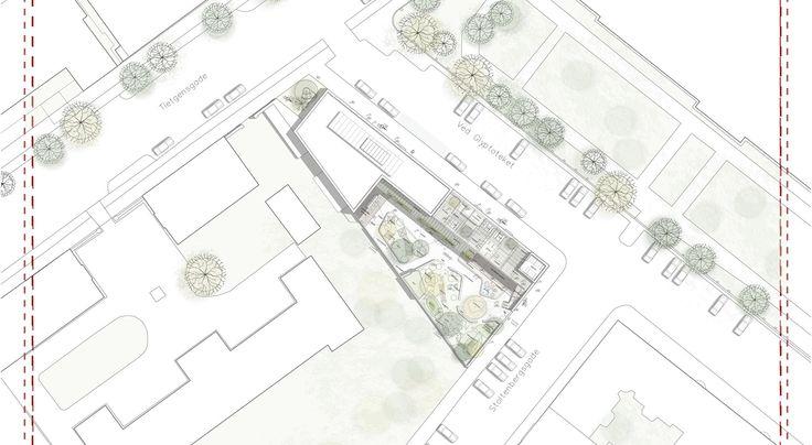 Daginstitution ved Glyptoteket - Dansk Arkitektur Center