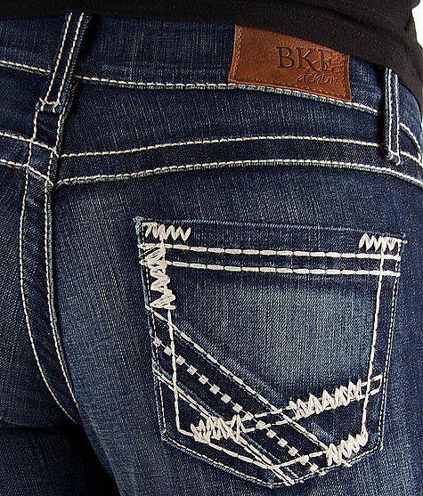 BKE Jeans for Women   BKE Culture Boot Stretch Jean - Women's Jeans   Buckle on Wanelo