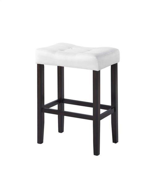Inspirational White Counter Height Stool