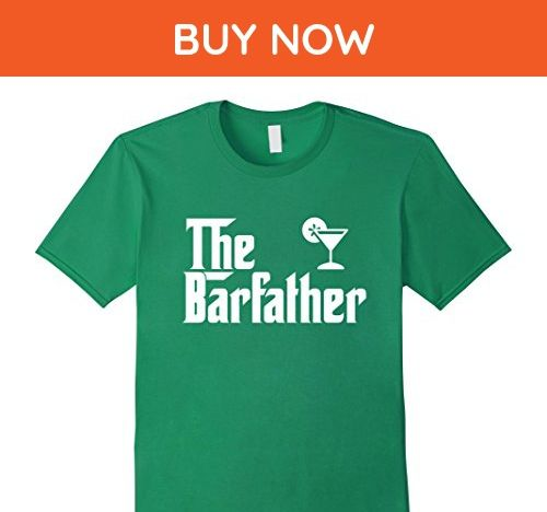 Mens  The Bar Father Funny Bartender Barman T Shirt Gift 2XL Kelly Green - Funny shirts (*Amazon Partner-Link)