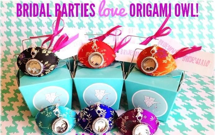 New Origami Owl Bridal Collection!