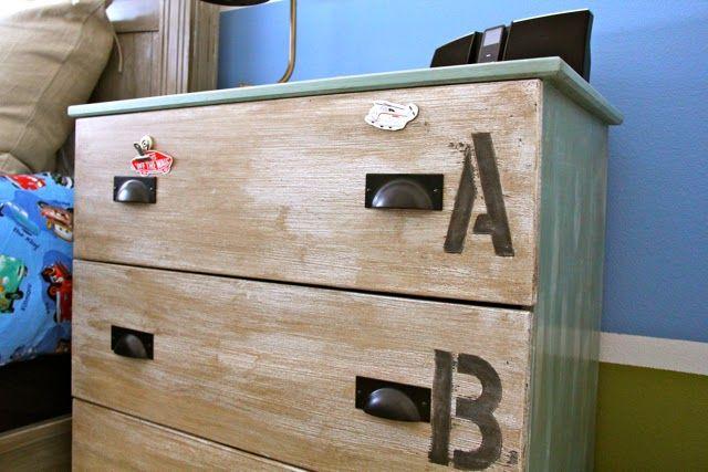 Ikeahack commode tarva diy ikea hacking pinterest for Peindre une armoire en pin