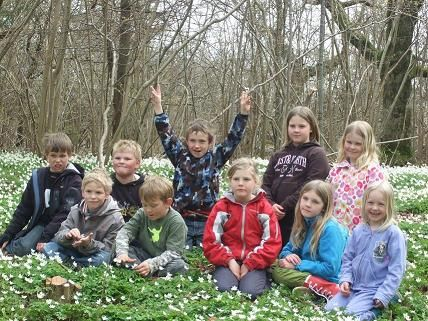 "A spring excursion at Jomfruland, Kragerø (""The virgin Island - Norwegian edition!)"
