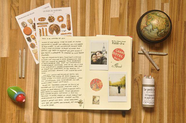 Cadernos de Viagem: