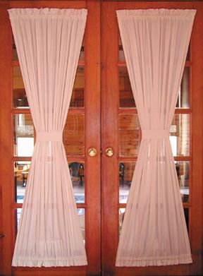 Best 25 Door Window Curtains Ideas On Pinterest Door
