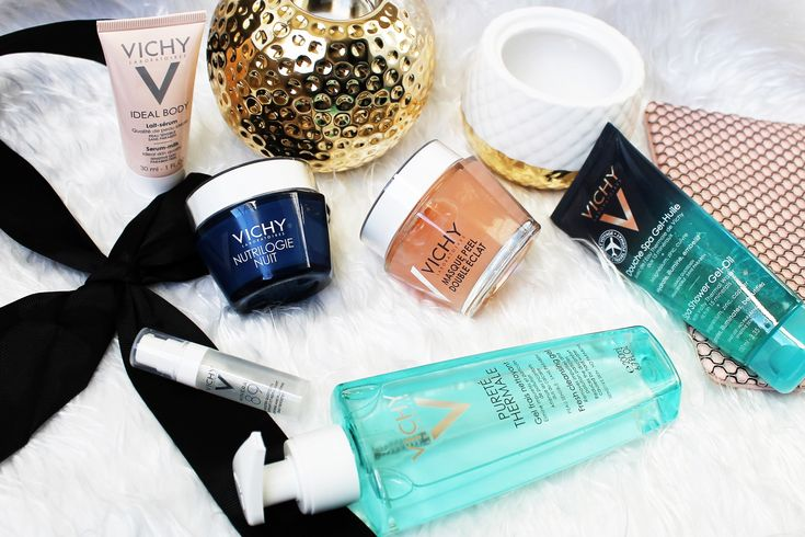 Vichy Skin Care Haul + Review