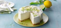 Philadelphia Cheesecake med citron og lime
