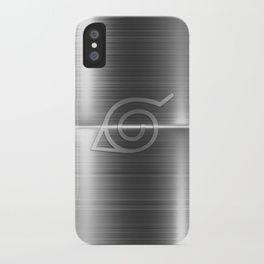 Konoha Logo iPhone Case