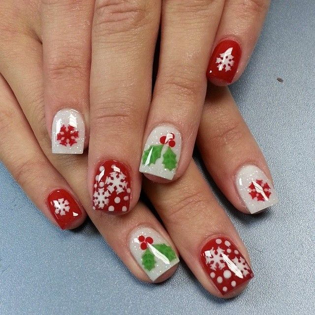 Pretty christmas nails tumblr great photo blog about manicure 2017 pretty christmas nails tumblr prinsesfo Images